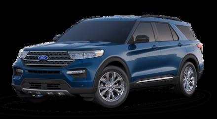 2020 Ford Explorer XLT SUV Manteca, CA