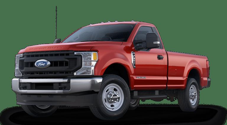 2021 Ford F-350 Truck Regular Cab