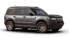 New Ford 2021 Ford Bronco Sport Big Bend SUV in Meridian, MS