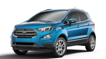 2019 Ford EcoSport Titanium Crossover