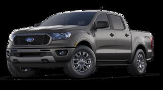 2021 Ford Ranger 2.3L EcoBoost 4x4 SuperCrew Truck