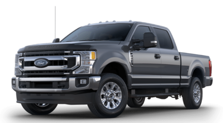 2021 Ford F-250 Crew Cab Pickup