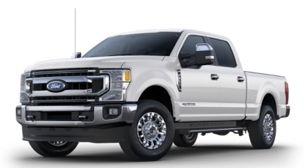 2021 Ford F-250 SD 4WD Truck Crew Cab