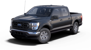2021 Ford F-150 XL 4WD Supercrew 5.5 Box truck