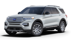 New 2021 Ford Explorer Limited SUV for sale near you in Lakewood, CO