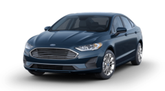 New 2020 Ford Fusion SE Sedan 3FA6P0LU5LR163497 in Rochester, New York, at West Herr Ford of Rochester
