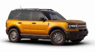 2021 Ford Bronco Sport Badlands SUV