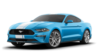 2021 Ford Mustang Ecoboost Premium Fastback Coupe