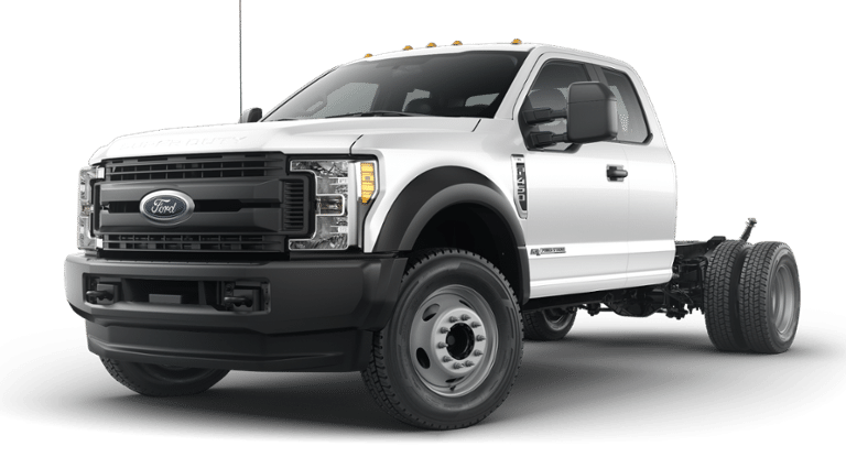 Ford F-450 Chassis