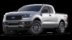 2020 Ford Ranger XLT 2WD Supercab 6 Box truck