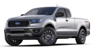 2020 Ford Ranger XLT 2WD Supercab 6 Box truck