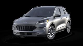 2021 Ford Escape Titanium Titanium AWD