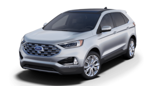 2020 Ford Edge Titanium Crossover