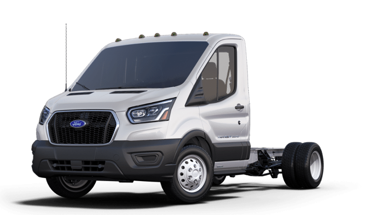 2020 Ford Transit-350 Cutaway Cab/Chassis