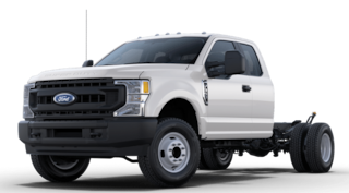 2020 Ford F-350 Chassis XL XL 2WD SuperCab 168 WB 60 CA