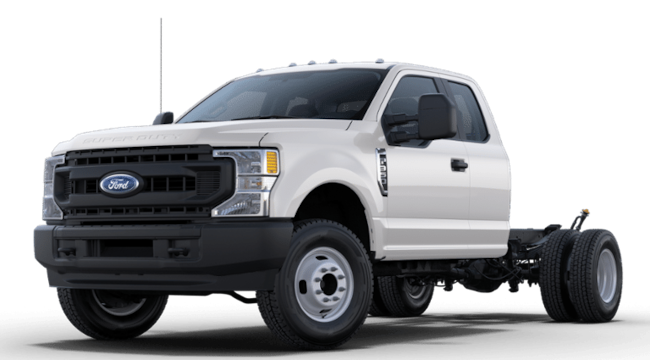 2020 Ford F-350 Chassis XL Truck Super Cab