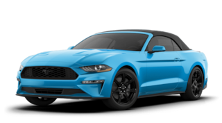 2020 Ford Mustang Ecoboost Convertible EcoBoost  Convertible