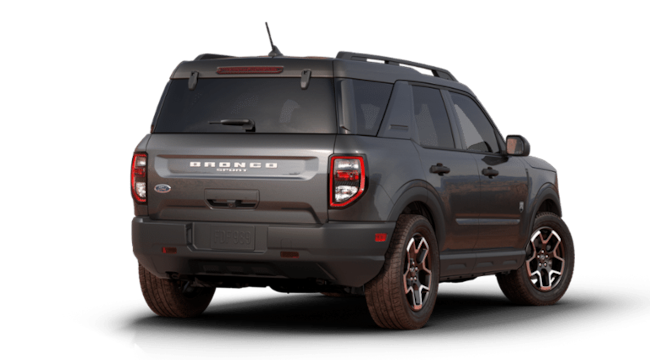 New 2021 Ford Bronco Sport For Sale at Hertrich Ford of ...