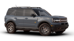 2021 Ford Bronco Sport Badlands Sport Utility