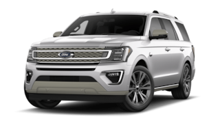 New 2020 Ford Expedition King Ranch SUV for sale in Waycross