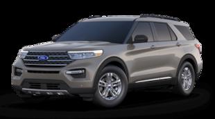 2021 Ford Explorer XLT SUV 1FMSK8DH0MGA31081