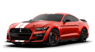 2020 Ford Mustang Shelby GT500 Shelby GT500 Fastback