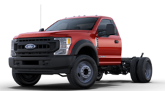 New 2020 Ford F-450 Chassis XL Truck Regular Cab in Fishers, IN