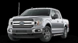 2020 Ford F-150 XLT 4x4 4dr Supercrew 5.5 ft. SB Pickup Truck