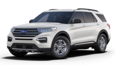 2020 Ford Explorer XLT SUV For Sale Near Manchester, NH