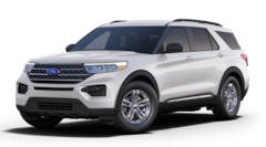 New 2021 Ford Explorer XLT SUV FN7165 for Sale near Palatka, FL, at Beck Ford Lincoln