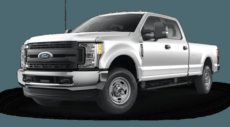 2019 Ford F-250 Super Duty XL 4x4 4dr Crew Cab 8 ft. LB Pickup Pickup Truck