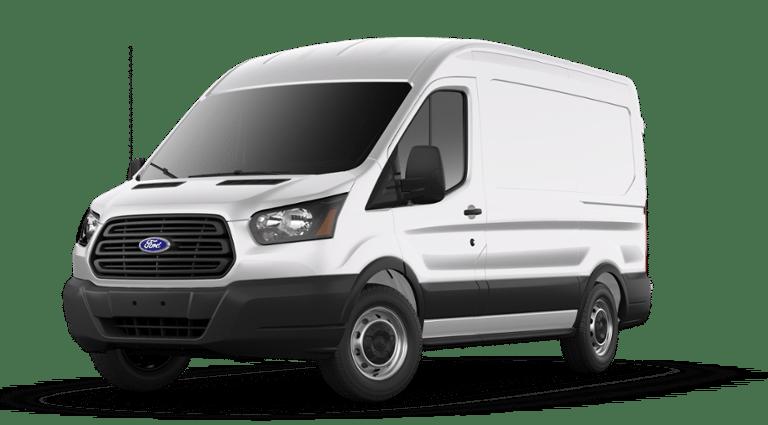 2019 Ford Transit T-250 130 Med Rf 9000 Gvwr Sliding Van Medium Roof Cargo Van