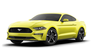 2021 Ford Mustang GT Fastback Cars