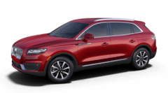 New 2020 Lincoln Nautilus Standard SUV in Bloomington, MN