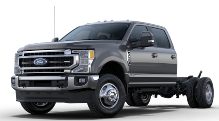 2021 Ford Chassis Cab F-350 Lariat Commercial-truck