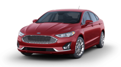 2020 Ford Fusion Plug-in Hybrid Titanium Sedan