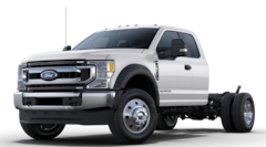 2021 Ford Chassis Cab F-550 XLT Commercial-truck