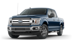 2020 Ford F-150 XLT Super Crew 4x4 XLT 4WD SuperCrew 5.5 Box