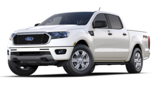New 2020 Ford Ranger XLT Crew Cab Pickup in Susanville, near Reno NV