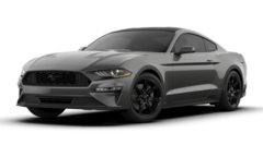 New 2019 Ford Mustang Ecoboost Coupe 1FA6P8TH4K5187860 for Sale in Stafford, TX at Helfman Ford