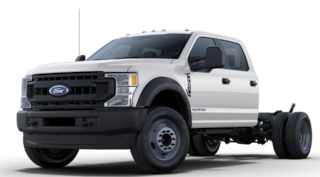 2020 Ford F-450 Chassis Truck Crew Cab