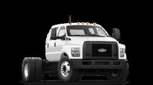 2021 Ford F-650 Gas Base Truck Regular Cab 1FDNF6AN2MDF00155