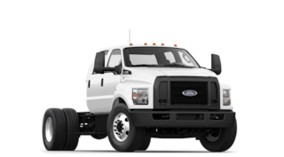 2021 Ford F650 Super Base Truck Regular Cab