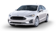 New 2020 Ford Fusion S Sedan in Manteca