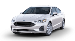 New 2020 Ford Fusion S Sedan in Winchester, VA