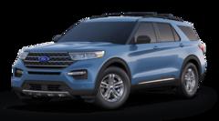New 2020 Ford Explorer XLT SUV 1FMSK8DH9LGB55767 for sale in Rutland, VT