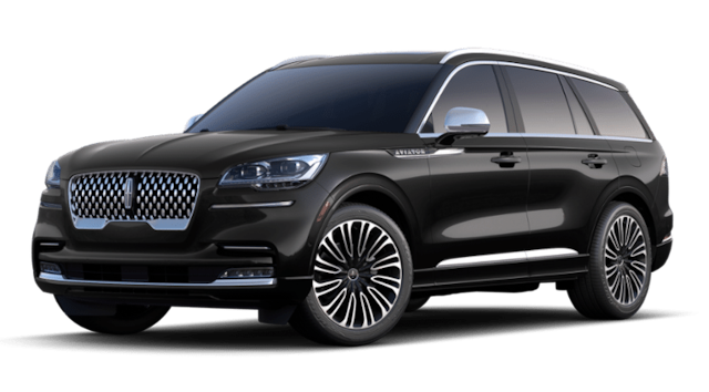 2020 Lincoln Aviator Black Label SUV