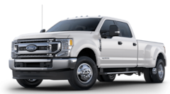 New 2020 Ford F-350 STX Truck Crew Cab in Dade City, FL