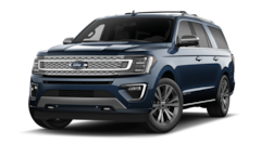 2020 Ford Expedition Max Platinum SUV 4X4
