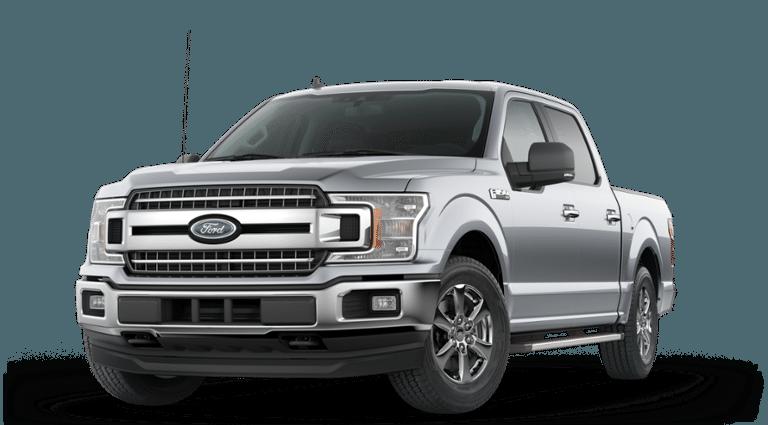 2020 Ford F-150 XLT Crew Cab Pickup